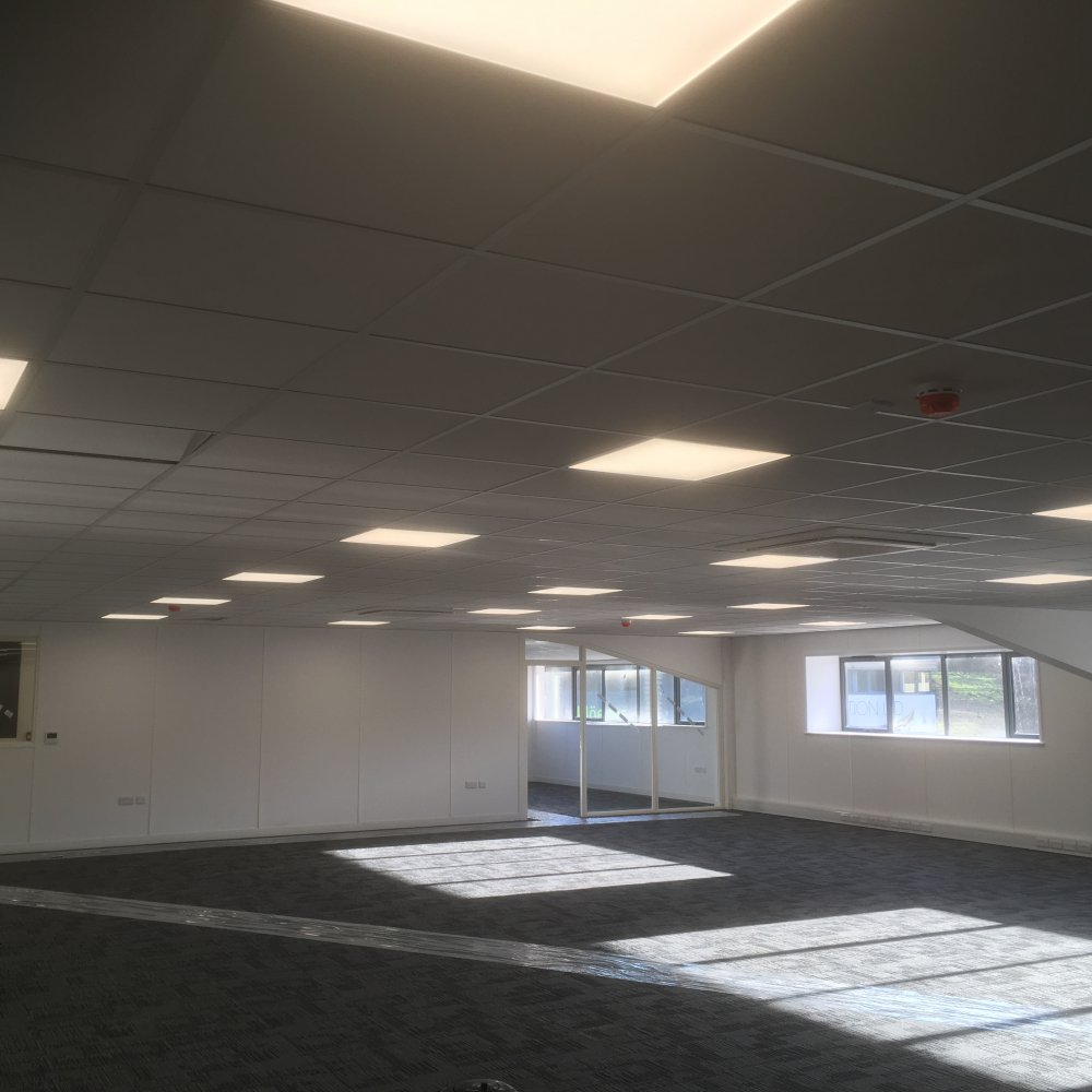 Electrical services Washington – New fit out