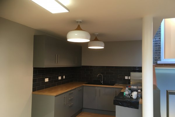 Electrical Contractor London Welbeck Street project