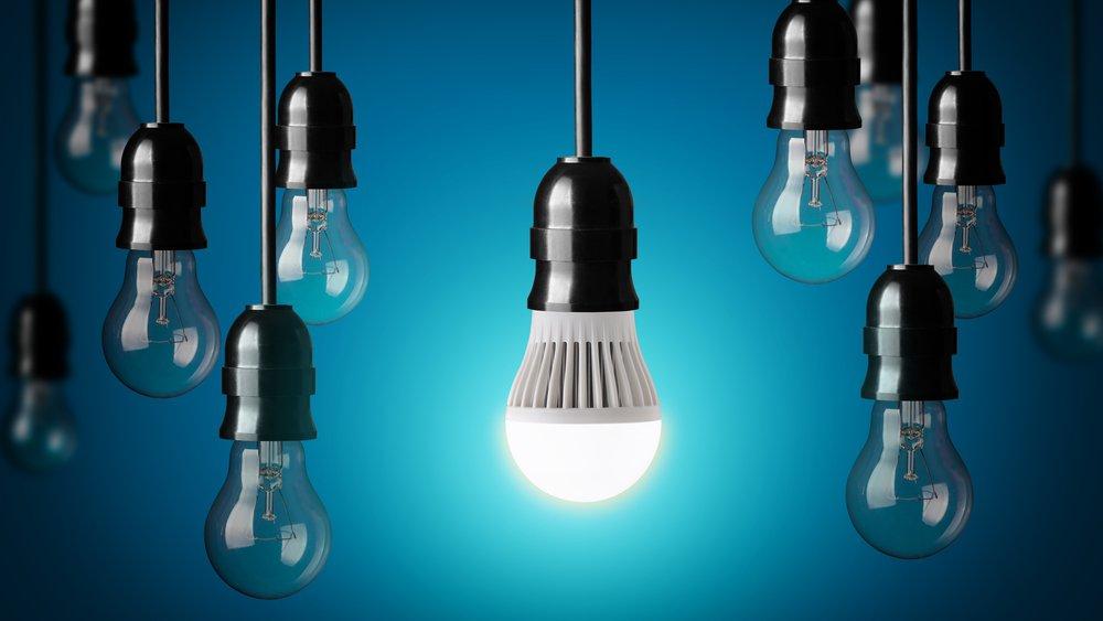 led light benefits